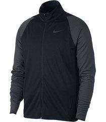 chaqueta nike epic knit exg para hombre - negro-negro-negro-negro