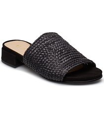 camino_ta shoes summer shoes flat sandals svart unisa
