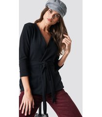 sisters point caddy blazer - black