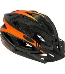 capacete adulto com led 16 aberturas de ar ciclismo