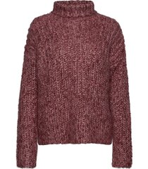 2nd stardust turtleneck coltrui rood 2ndday