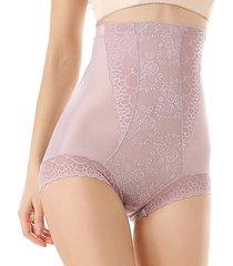 las mujeres sexy corset de cintura de pantalones de cintura alta elevación bodyshaper lencería ropa hip
