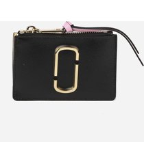 marc jacobs the snapshot leather wallet