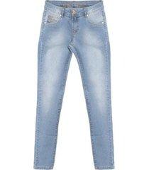 calça jeans curve - jeans aleatory feminina