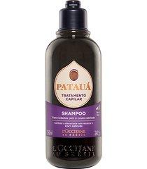 l'occitane shampoo tratamento capilar patauá 250ml