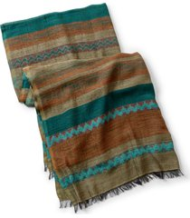 waterside jacquard scarf
