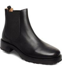 balans shoes chelsea boots svart tiger of sweden