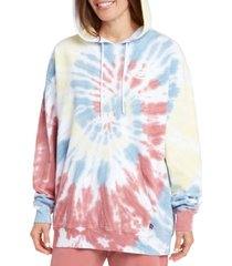 dickies juniors' tie-dyed relaxed hoodie