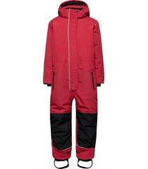 iceberg overall outerwear snow/ski clothing snow/ski suits & sets röd lindberg sweden