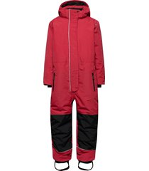 iceberg overall outerwear snow/ski clothing snow/ski suits & sets röd lindberg sweden