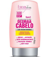 leave-in ultra hidratante forever liss desmaia cabelo 150ml