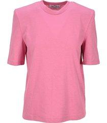 attico structured shoulders t-shirt
