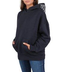 closed womens top hoodie
