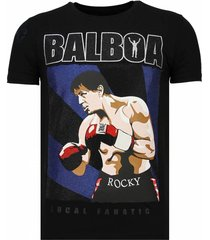 balboa - rhinestone t-shirt