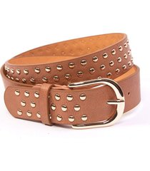 cinturón marrón tropea juno