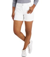 style & co shorts, created for macy's