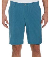 pga tour men's mini houndstooth shorts