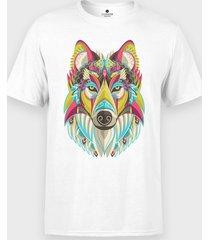 koszulka ozdobny wilk
