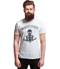 camiseta masculina joss bro beer masculina