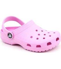 clog crocs classic kids infantil feminino