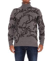 dolce & gabbana dolce & gabbana embroidered sweater