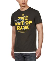 g-star raw men's art of raw t-shirt, created for macy's