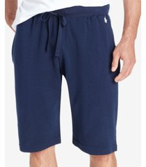 polo ralph lauren men's waffle-knit pajama shorts