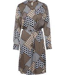 sc-nola knälång klänning multi/mönstrad soyaconcept
