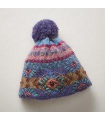 mystic snowfall hat
