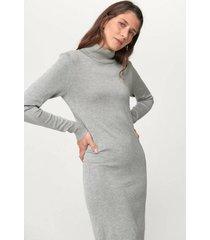 klänning mila rollneck dress