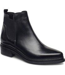 kate shoes chelsea boots svart nude of scandinavia