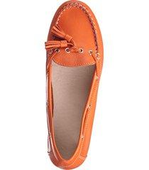 loafers liva loop orange