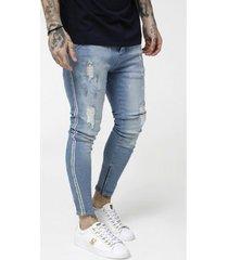 skinny jeans siksilk low rise denims