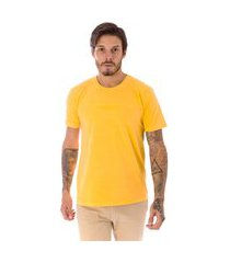 camiseta unissex operarock stone rhythm amarelo sol
