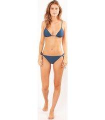 barts bikinibroekje women isla tanga old blue-maat 34