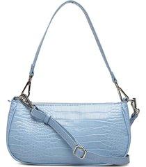 bag small bags top handle bags blauw rosemunde