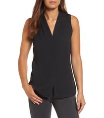 women's nic+zoe day to night top, size xx-large - black