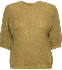 pziris pullover t-shirts & tops knitted t-shirts/tops groen pulz jeans