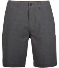 salt life men's fresh fins aqua shorts