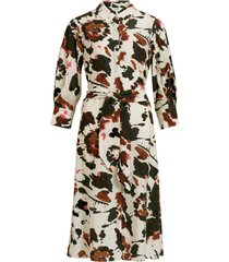 skjortklänning objalika 3/4 shirt dress