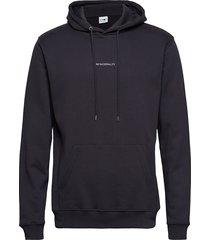 barrow printed hoodie 3385 sweat-shirts & hoodies hoodies zwart nn07