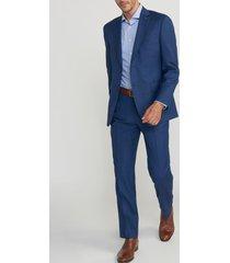 traje business azul trial