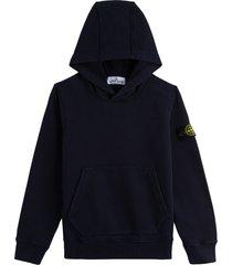 stone island junior hoodie