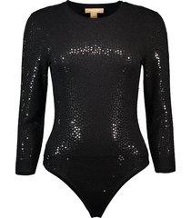 paillette bodysuit