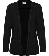 jacket knit fabrics stickad tröja cardigan svart gerry weber