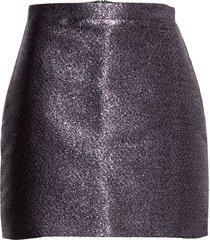 cory short skirt 11299 kort kjol lila samsøe samsøe