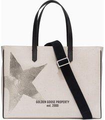 golden goose deluxe brand california e-w golden star shopper gwa00173. a000104