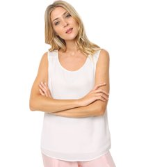blusa blanca ted bodin
