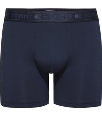 tommy hilfiger stretch cotton boxer brief navy blazer, medium