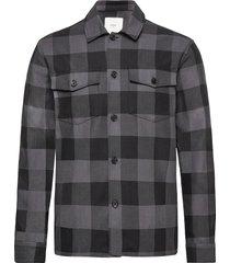 fjell skjorta casual grå minimum
